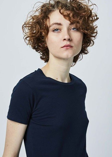 80 Short Curly Hairstyles 2019 Popular Short Curly Hairstyles 2018 2019 Curly Hair Styles Short Curly Hair Curly Hair Styles Naturally