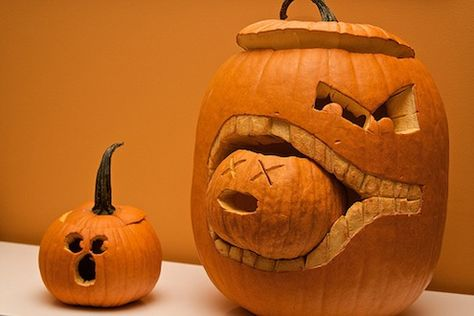 Bob Vila's First Annual Pumpkin Carving Contest! Enter here.