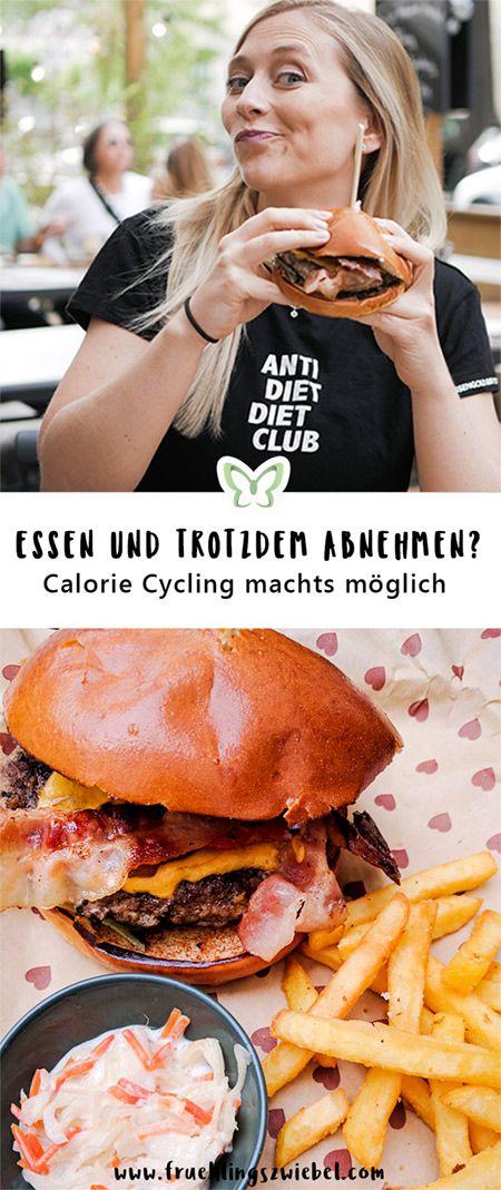wie viel essen abnehmen
