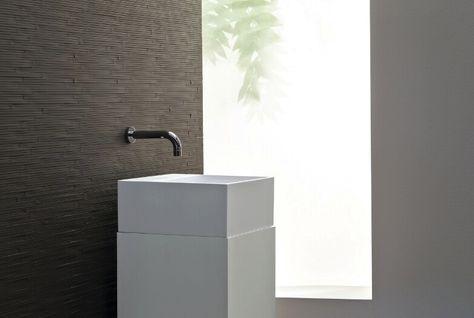 Mutina ceramiche \ design phenomenon rain mosaics Surfaces - badewanne eingemauert modern