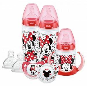 Nuk First Choice 10215246 Disney Classics Bambi 6-18 Mois Rose Pack de 1