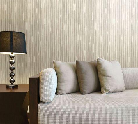 Simple Ide Desain Wallpaper Dinding Ruang Tamu Minimalis