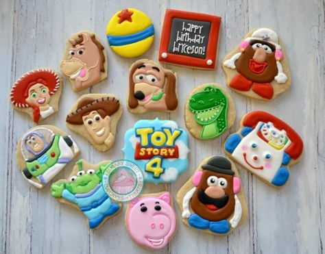 Toy Round-Up! (24 Cookies)