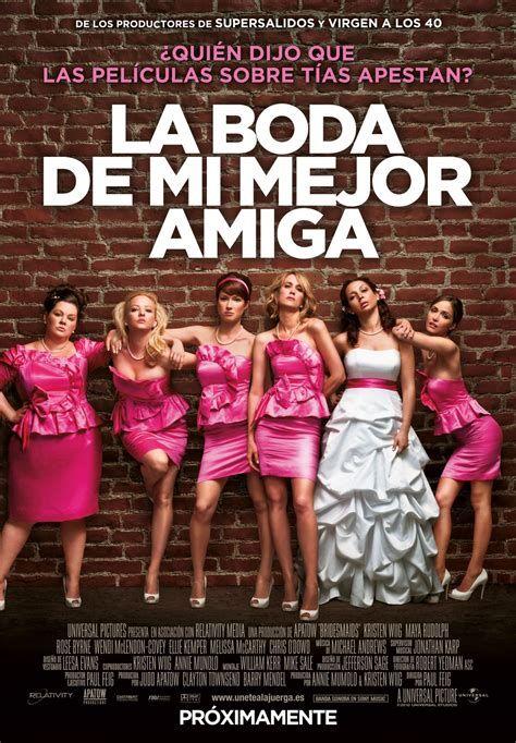 Pin De Superى яΐ 85 En Women La Boda De Mi Mejor Amigo Peliculas De Comedia Ser Una Dama De Honor
