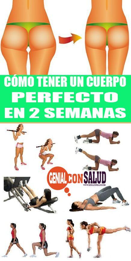 Como Tener Un Cuerpo Perfecto