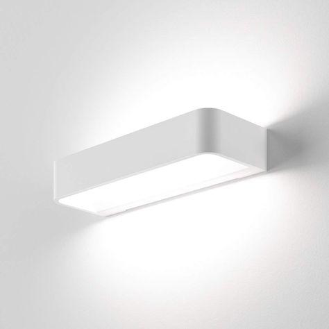 Rotaliana Frame W2 Led Wandlampe Weiss 3 000k Led Wandlampen Led Und Lampen
