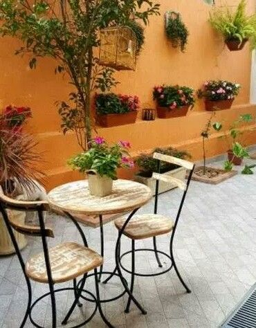 Pin By Marisol Retana T On Patios Y Balcones Balcony Garden Diy Narrow Patio Ideas Patio