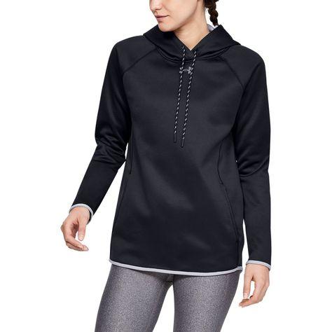 under armour fleece pullover women's