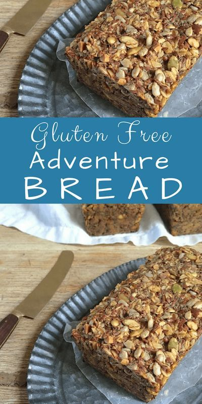 Adventure Bread Gluten Free Nut And Seed Bread Mom S Kitchen Handbook Recipe In 2020 Seed Bread Food Gluten Free Nuts