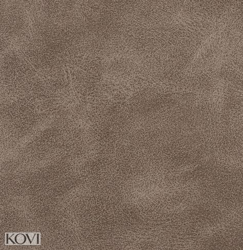 Stone Beige Distressed Plain Breathable Leather Texture Upholstery Fabric