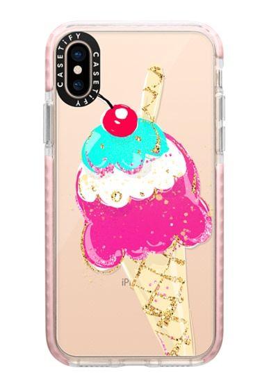 Sprinkles in Pink iPhone 11 case