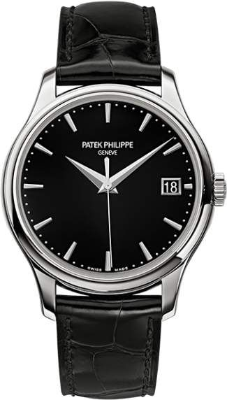 Patek Philippe Calatrava 5227g 010 18k White Gold Leather 39mm Watch Luxury Watches For Men Patek Philippe Calatrava Patek Philippe