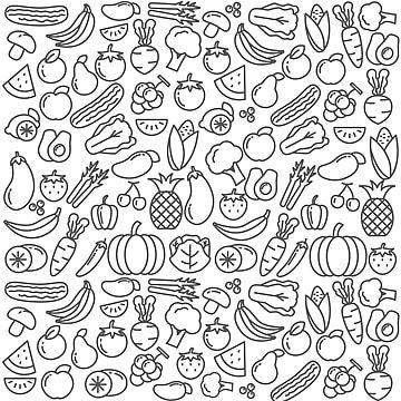 Conjunto De Pan Lindo Y Panaderia Doodle Ilustracion Vectorial Pan Y Panaderia Doodle Fondo Menu Un Pan Panaderia Png Y Vector Para Descargar Gratis Pngtre Fruit Doodle Doodle Png Fruit Sketch