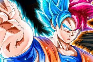 Goku 5k Dragon Ball Super Goku Super Saiyan Blue Goku Super