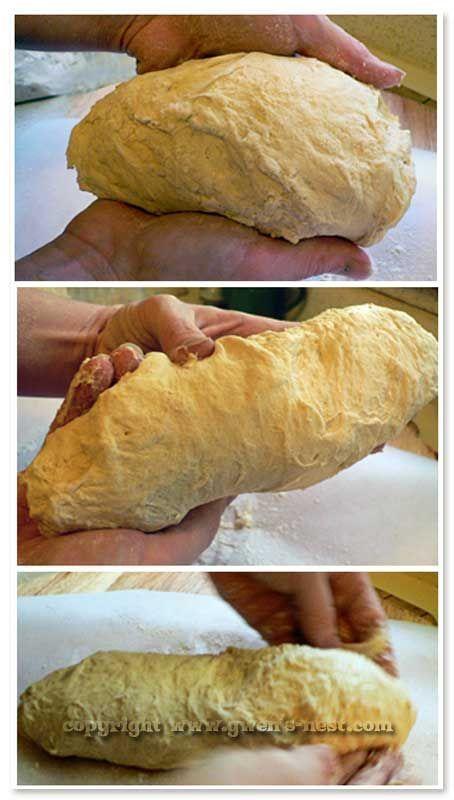 Easy Bread Recipe - Gwen's Nest