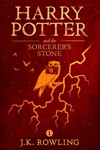 Harry Potter And The Sorcerer S Stone By J K Rowling The Sorcerer S Stone Harry Potter Series Philosophers Stone