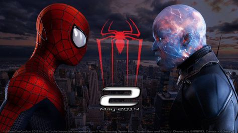 The Amazing Spiderman 2: Go Visit The Circus Instead  Starring: Andrew Garfield, Emma Stone, Jamie Foxx, Dana DeHaan  Directed: Marc Webb Read full story here:http://skjbollywoodnews.com/2014/05/amazing-spiderman-2-movie-review/4110159.html