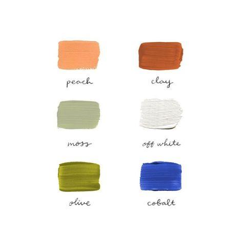 """Jen Peters on Instagram: """"Desert bloom #jbpcolorpalette"""""""