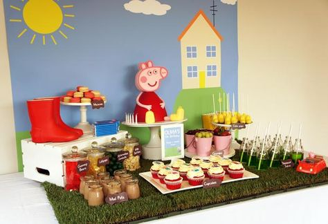 Hostess with the Mostess® - Peppa Pig Party