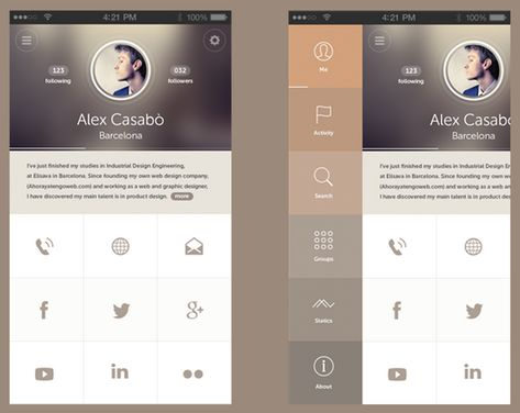 20 stunning examples of minimal mobile UI design | Econsultancy
