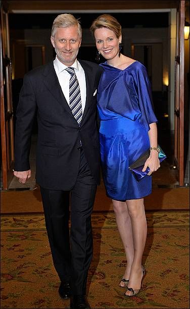 Prince Philippe And Princess Mathilde Of Belgium Visit Thailand