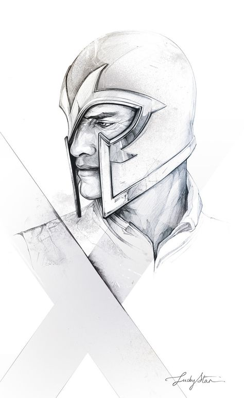 Magneto - by Lucky Star