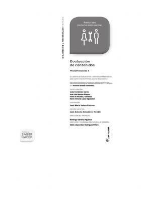 Download 1 Matemáticas A Solucionario Resuelve Saber Hacer Grazalema Santillana 2016 456p Exámen De Matemáticas Matematicas Evaluacion