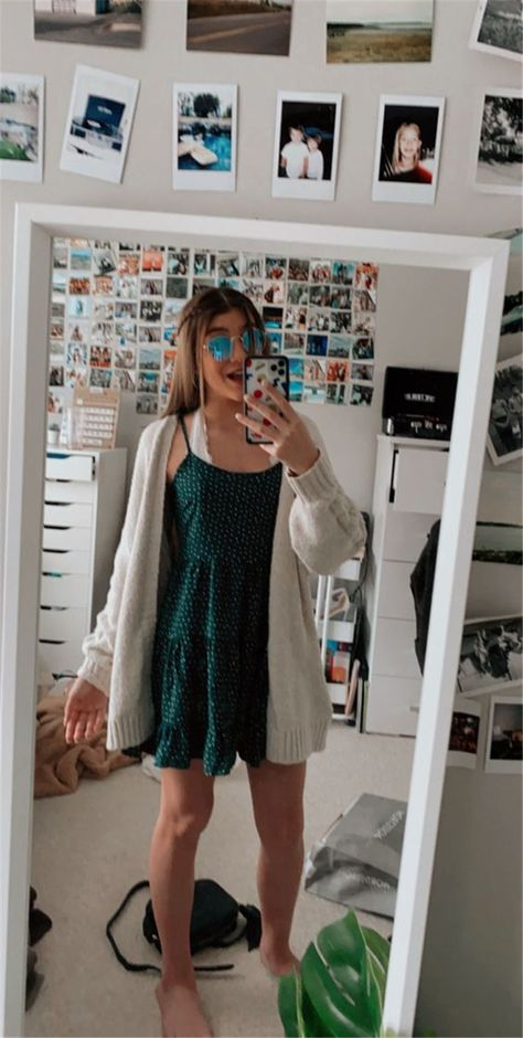 25 Trendy And Gorgeous Fall Outfits For Teen Girls - Women Fashion Lifestyle Blog Shinecoco.com