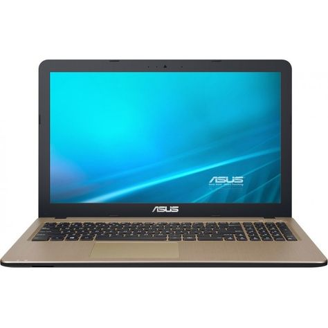 Laptop Asus A540SA, HD, Intel Celeron Dual Core N3050, 4 GB, 500 GB, GMA HD…