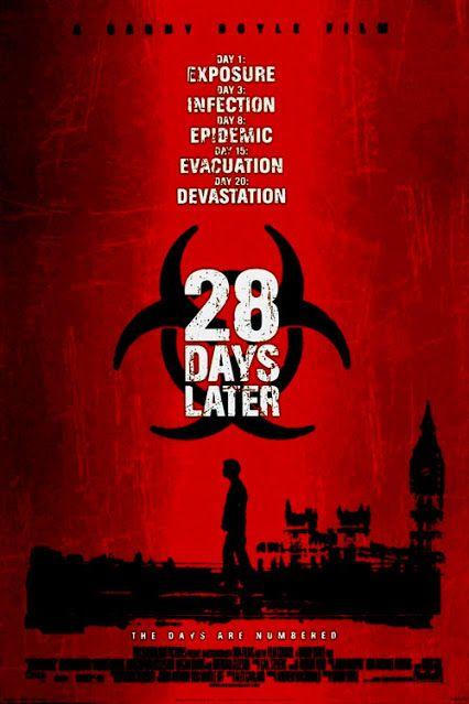 تحميل ومشاهدة فيلم 28 Days Later Zombie Movies Evacuation Day Devastation
