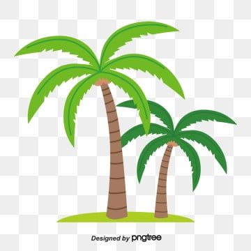 Palm Trees On Cartoon Island Cartoon Palm Tree Plant Png And Vector With Transparent Background For Free Download Palm Tree Icon Cartoon Island Skull Wallpaper Iphone