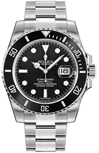 Rolex Submariner Date Black Dial Ceramic Bezel Men S Watch 116610ln Rolex Watches For Men Rolex Submariner No Date Rolex Submariner Black
