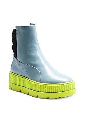 FENTY X PUMA Leather Chelsea Sneaker