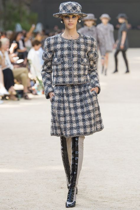 Chanel Herbst/Winter Haute Couture - Fashion Shows