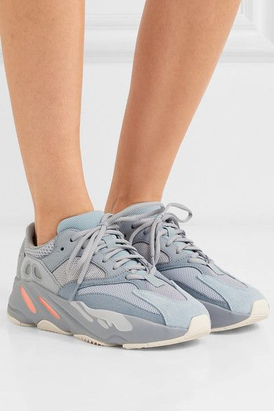 buy popular 93225 fe4d4 adidas Originals - Yeezy Boost 700 suede, leather and mesh ...