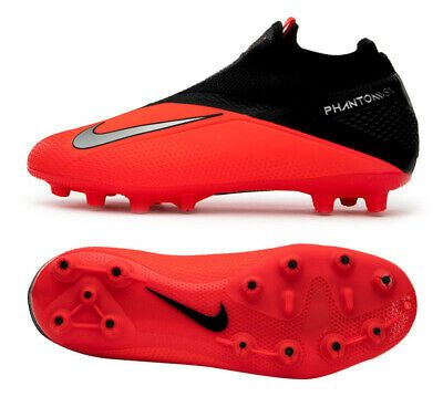 Nike Phantom Vsn 2 Pro Df Hg Cd4164 606 Soccer Cleats Shoes Football Boots In 2020 Nike Football Boots Soccer Cleats Nike Football Boots
