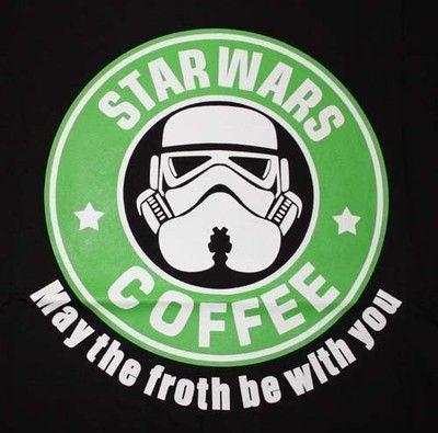 Star Wars Coffee Fun