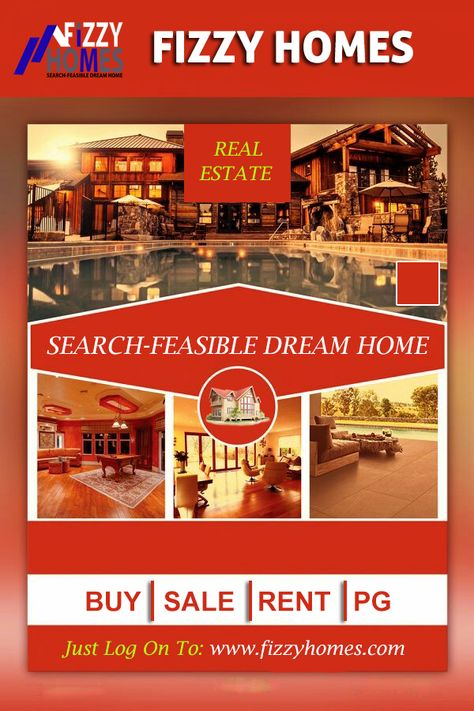 Let Your Dream Come True Buy Your Own Choice Dream Home Search