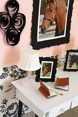 Loads of great ideas for making doll furniture and accessories here.