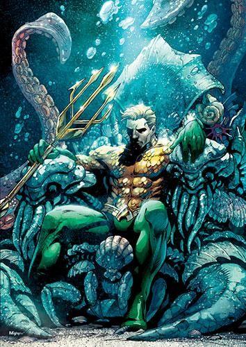 Dc Aquaman Throne Of Atlantis Aquaman Dc Comics Aquaman Comic