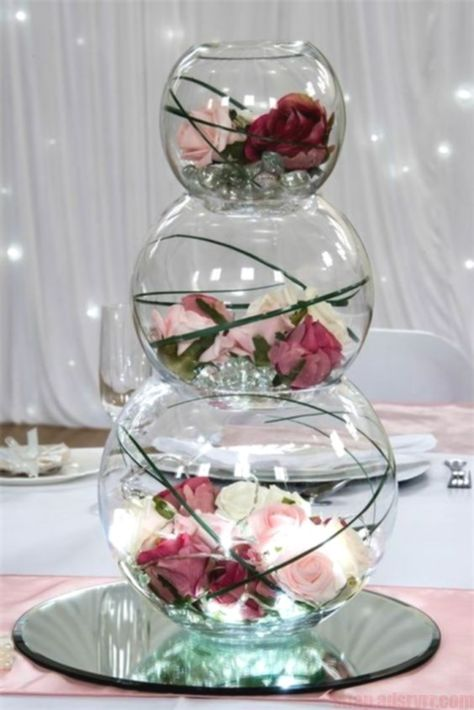 63 Stunning Wedding Table Centerpieces Ideas For Your Big Day  #centerpieces #ideas #stunning #table #wedding