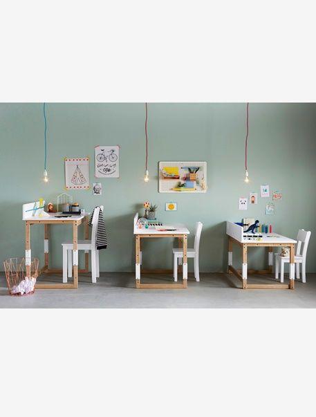 Kinderschreibtisch design  Pinterest'teki 25'den fazla en iyi Schreibtisch höhenverstellbar ...