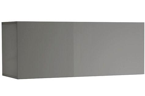 Bringt Glanz in Ihren Flur! Aus hochwertiger Spanplatte, melaminbeschichtet und hochglanzlackiert. Zur Wandmontage, mit Aufbauanleitung. Ges.-H/B/T ca. 40/100/38 cm....