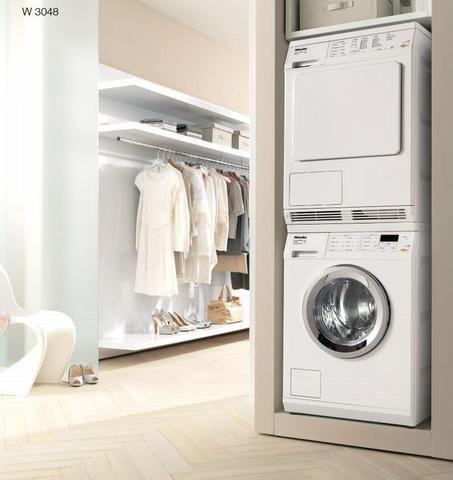 Miele W3048 European Standard Capacity Washing Machine Custom
