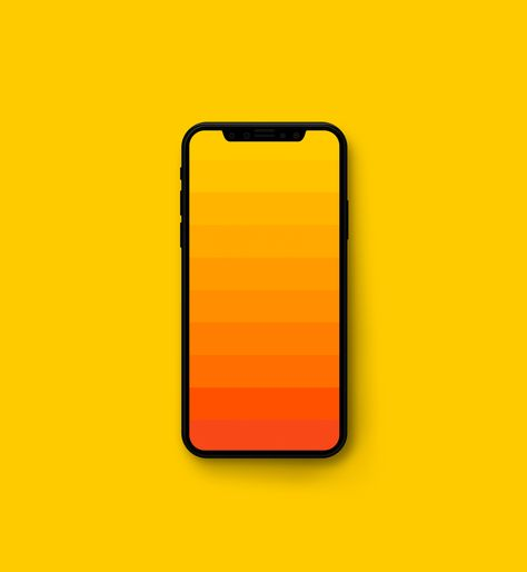 Orange palette wallpaper