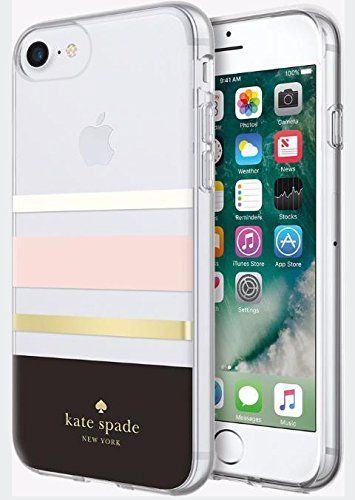 timeless design cd93b befd5 Kate Spade Case Iphone 7 & 8 Charlotte | iphone 8 case | Iphone ...