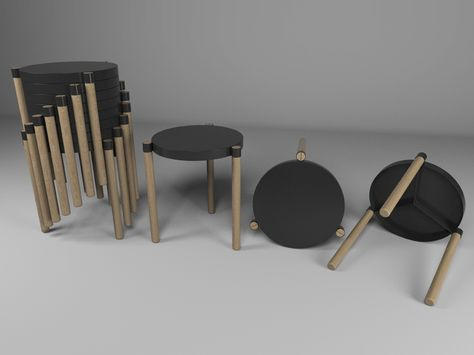 High Quality Project Mica Stool   Designers: Florian Gross | Ex.t | EX.T   Design  Talents Scouting | Pinterest | Stools Design Inspirations