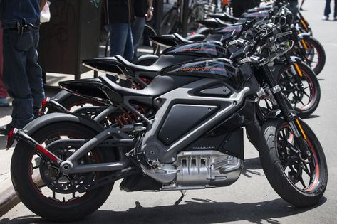 Harley-Davidson confirms specs for LiveWire electric