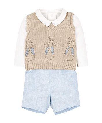 9b0facf230ec0 Order a peter rabbit jumper set today from Mothercare.com. Delivery ...