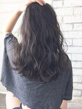 アッシュブラウン Hair 2019 カラフルヘア ヘアスタイリング